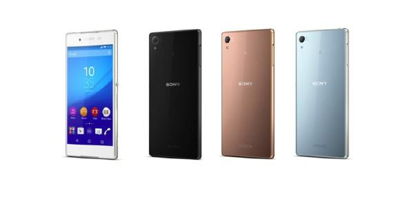 Sony Xperia Z4 unveiled without fuss or fanfare