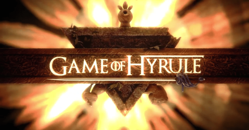 """Game of Hyrule"" video makes a gorgeous mix of fantasy"
