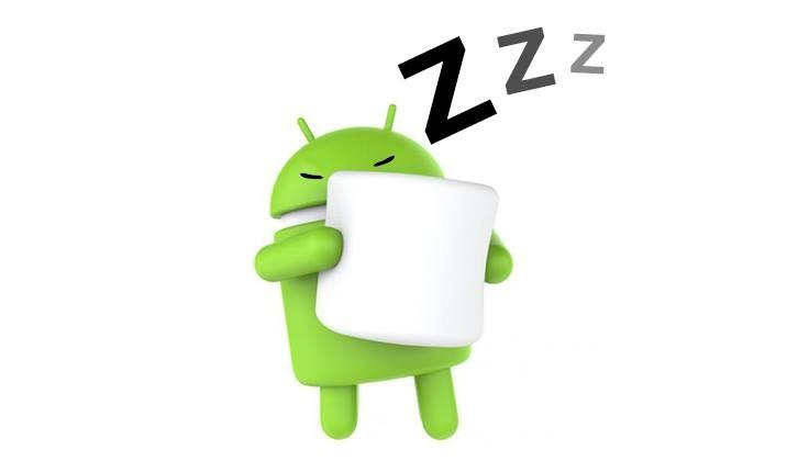 Android Marshmallow's best feature is a real snoozer