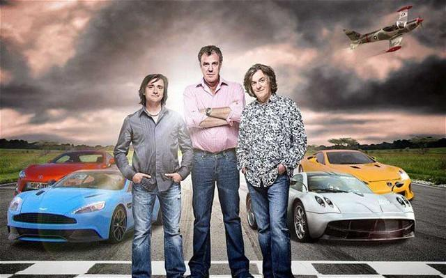 Netflix rumored to get Top Gear hosts for new show 'House of Cars'
