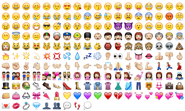 Why use words? Emojis dominate Instagram