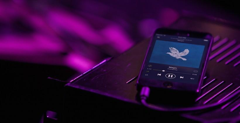 Music industry braces for change: Streaming revenue overtakes downloads
