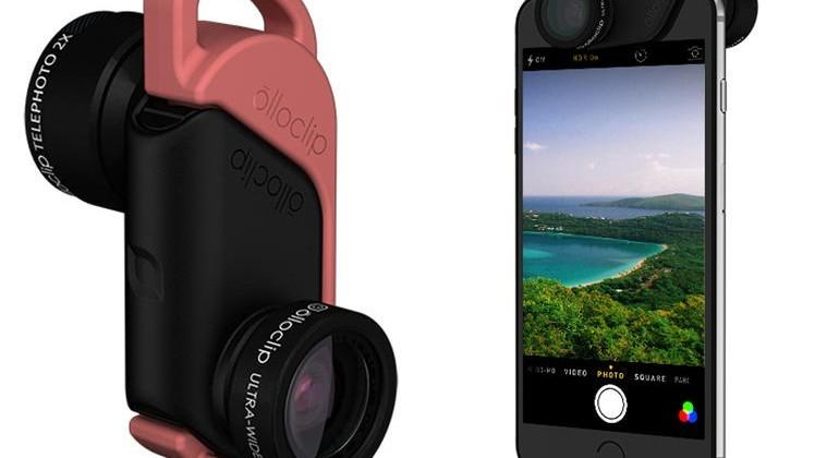 Olloclip debuts new ultra-wide/telephoto 'Active Lens' for iPhone 6