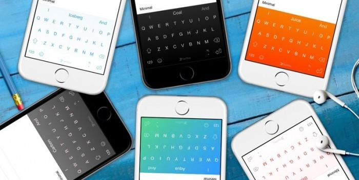 SwiftKey Keyboard for iOS updated with theme store and improvements