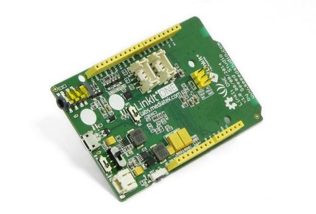 MediaTek's LinkIt ONE developer kit targets makers and hobbyists