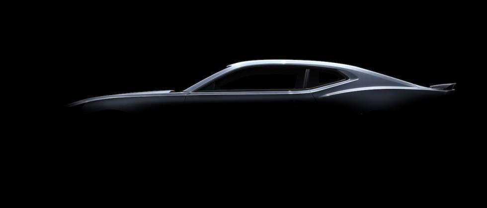 Chevrolet in full tease mode ahead of 2016 Camaro reveal