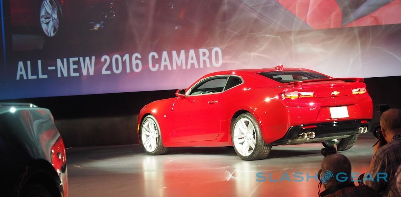 2016 Camaro