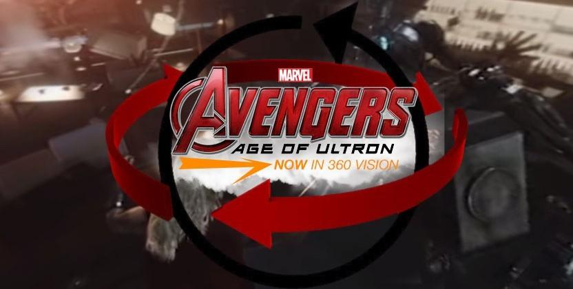 Avengers 360-degree trailer hits all Androids, Gear VR, iPhone