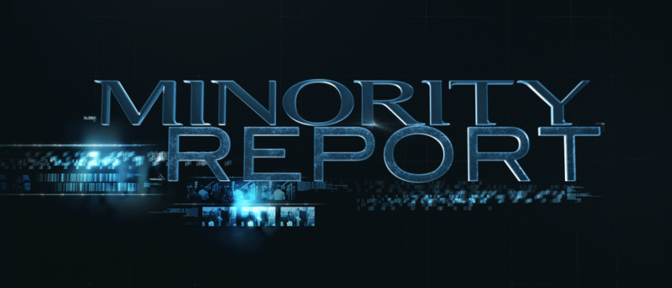 Minority Report TV series coming to Fox this fall