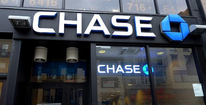 Chase Bank now issuing microchip debit cards