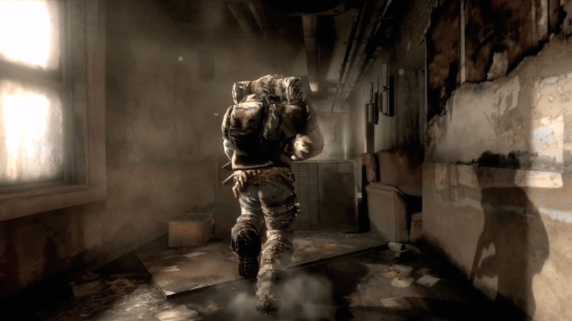 Unreleased footage of cancelled Doom 4 shows why they