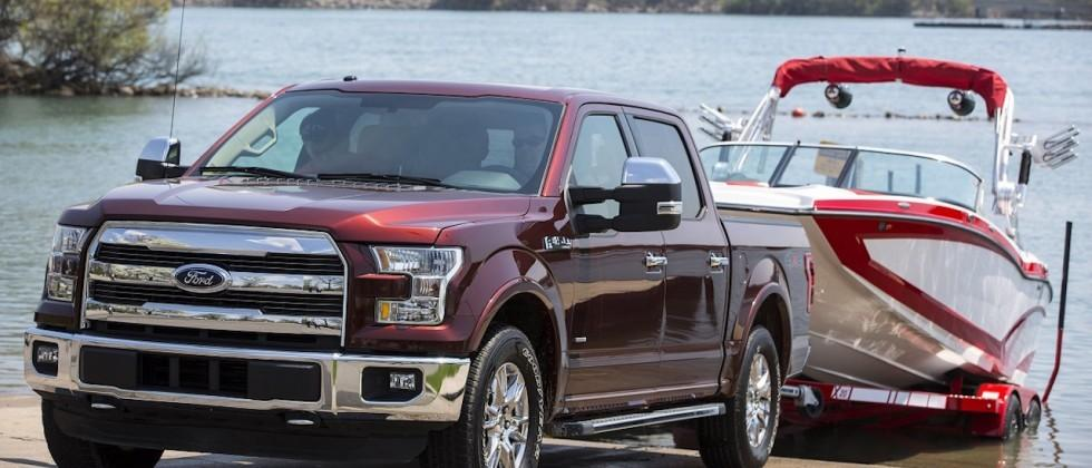 Ford goes backwards with 2016 F-150 tech (in a good way)
