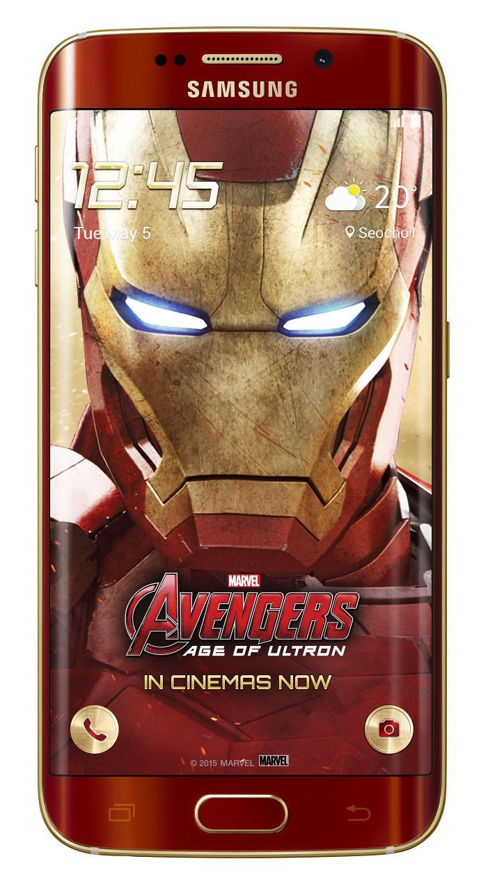 S6 Iron Man