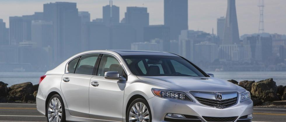 Acura recalls cars after auto-brakes get distracted