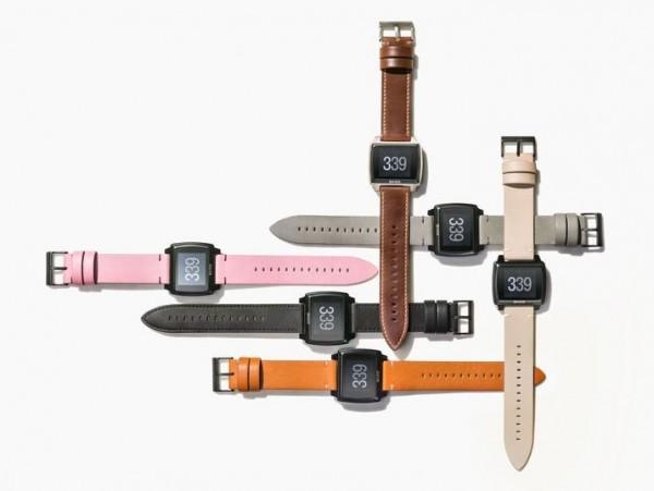 Basis Peak launches limited edition Titanium model, new leather straps