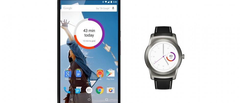 Google Fit adds Android Wear face plus deeper data
