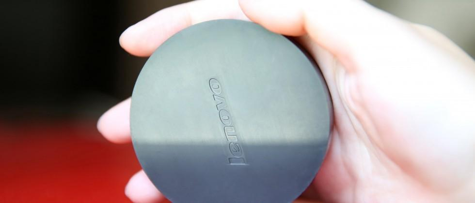 Lenovo Cast: a puck-shaped Chromecast competitor