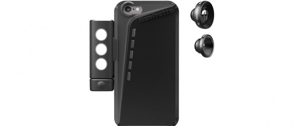 Manfrotto Klyp+ now available for iPhone 6
