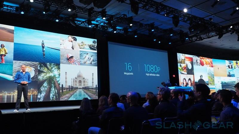 """@SlashGear and @Androids Google IO 2015 Keynote"""