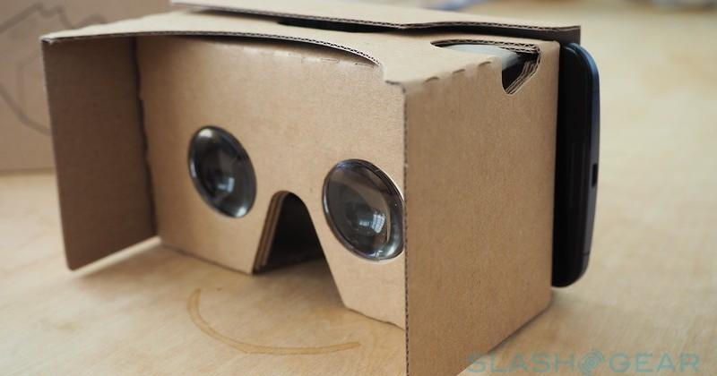 Hands-on with Google's VR headset Cardboard for iPhone