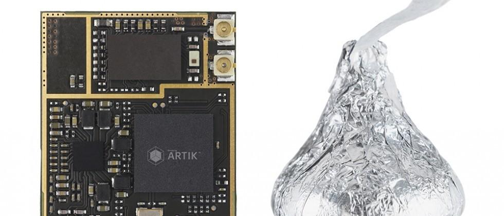 Samsung ARTIK wants to wire the IoT (& solve drought)