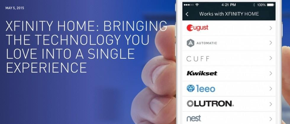 Comcast Xfinity now an IoT platform, supports August, Automatic and more