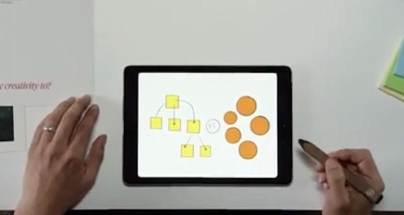 Paper by FiftyThree intros Think Kit for better graphs and charts