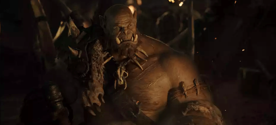 World of Warcraft movie: first look at Orgrim the Orc