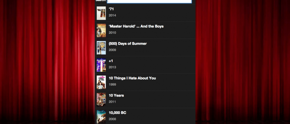 Popcorn Time gains an in-browser viewing option