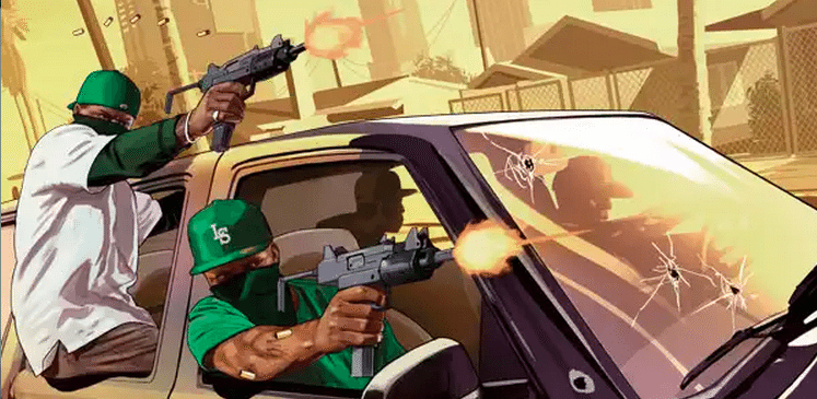 BBC's Grand Theft Auto movie earns it a lawsuit