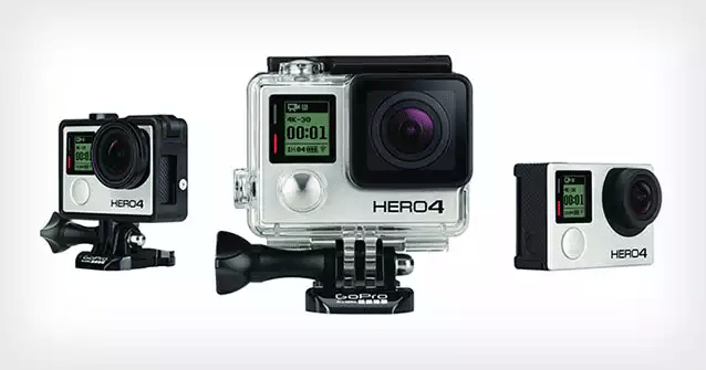 GoPro has set its sights on drones and virtual reality