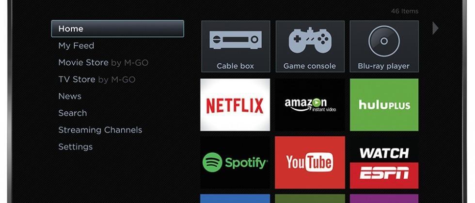 Roku announces Sharp as partner, Insignia TVs coming this month