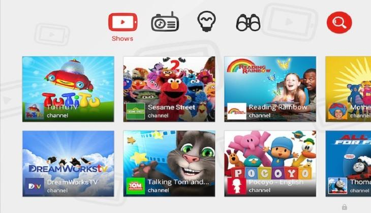 Google reprimanded for YouTube Kids app showing inappropriate content