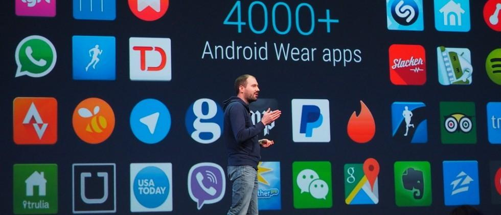 Android Wear has 4,000 apps – is that enough?