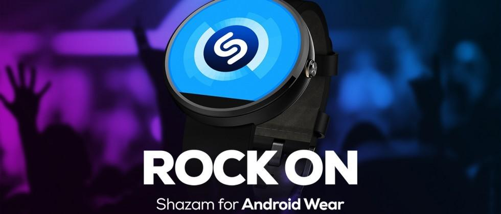 Shazam brings lyrics to Android Wear