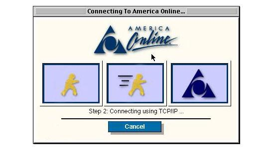Holy cow 2.1 million people still use AOL dial-up for internet