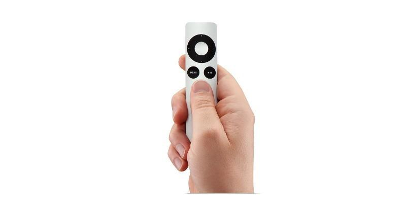 Next Apple TV remote tipped to have a touchpad