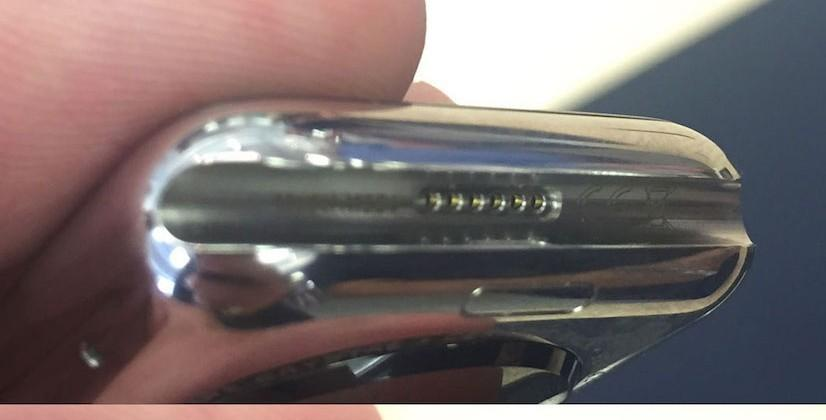 Apple Watch diagnostic port could be used for faster charging