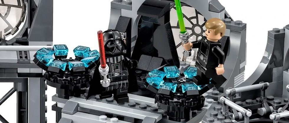 LEGO Star Wars Death Star Final Duel revealed in full
