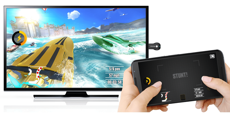Chromecast treats: queuing, multi-player, second screen