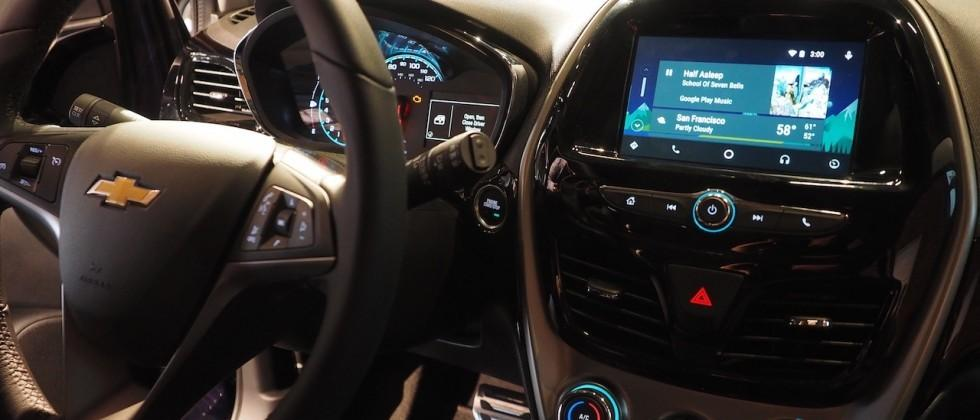 Chevrolet fits 14 cars with Android Auto and CarPlay