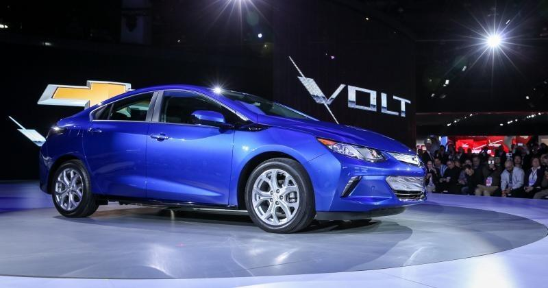 2016 Chevrolet Volt now has a price tag