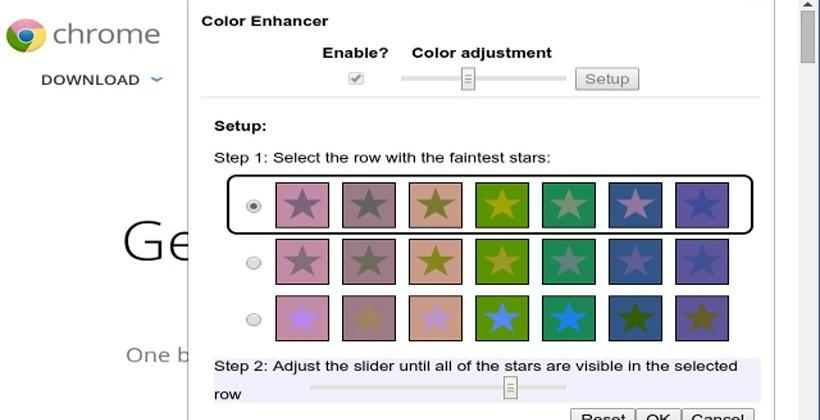 Google launches Color Enhancer browser extension for Chrome