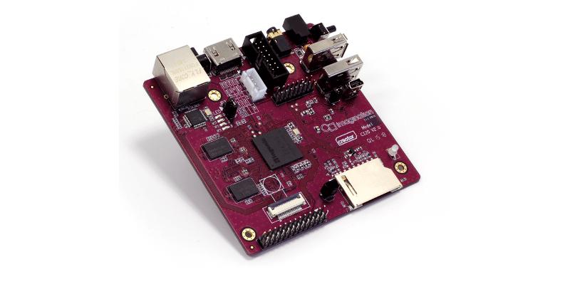 Updated Creator CI20: a beefier RPi B+ but MIPS