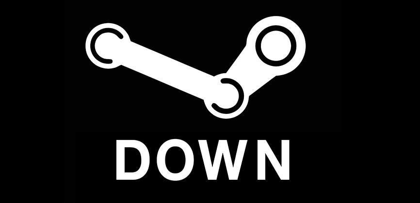 Steam is down: Web API, Store, Community are all out
