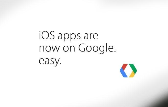 Google indexes Apple's apps