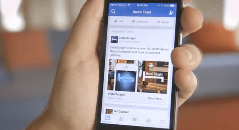Facebook testing mobile feature allowing users to pick News Feed