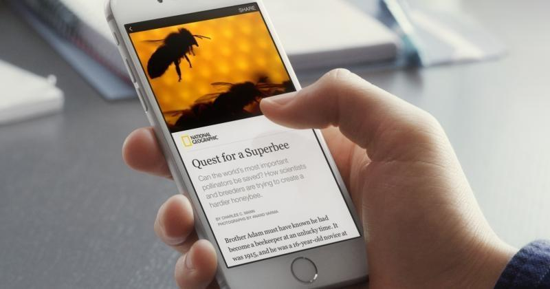 Facebook gets deeper into News biz with Instant Articles