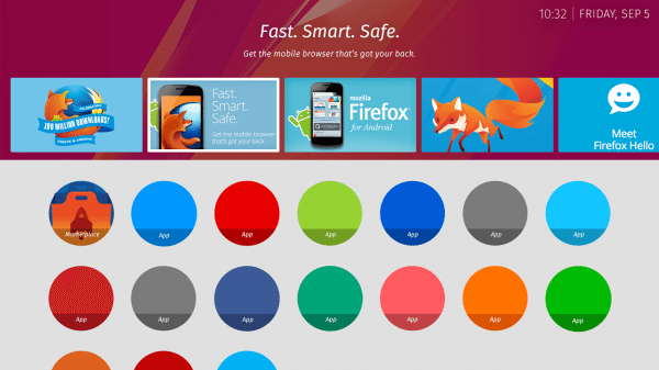 Mozilla Reveals The Firefox Os For Tv User Interface Slashgear