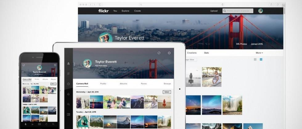 Flickr redesign brings new look, powerful new features